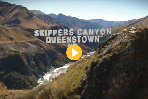 Skippers Canyon Jet 2015